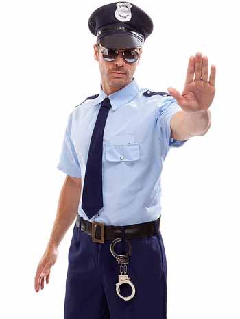 Falscher Polizist – Miese GAUNER – Masche in Zeuthen!