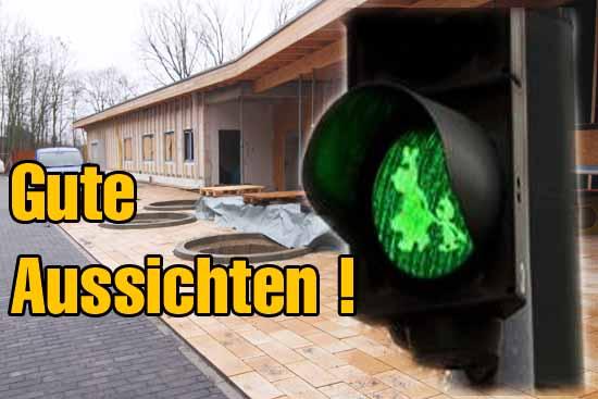 Kita Neubau: Der Schulzendorfer hat hinter die Kulissen geschaut
