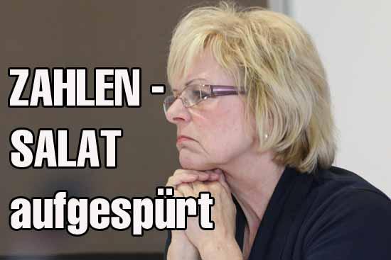 Monika Schwarz berät die Körner - Fraktion in Finanzangelegenheiten. (Foto: mwBild)