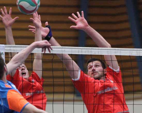 Volleyball: Vom Bummelzug zum Express