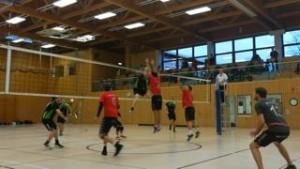 Volleyball: Schmetterlinge starten mit Sieg ins neue Jahr
