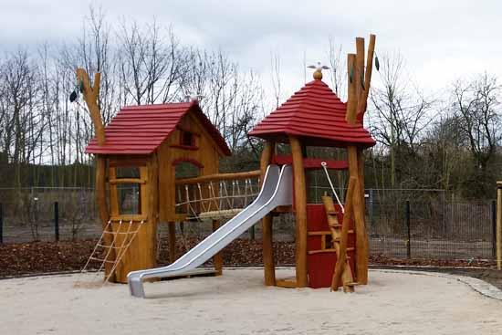 Mit den Fördermitteln der Bundesregierung wurde die Kita in Schulzendorf errichtet. (Foto: mwBild)
