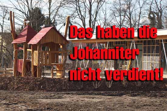 Erst Ende Februar 2018 wurde den Johannitern ein Vertragsentwurf über die Trägerschaft der Kita übergeben. (Foto:mwBild)