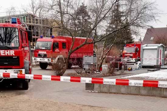 Nach Großalarm: Löste Ammoniak die Evakuierung der Schule aus?