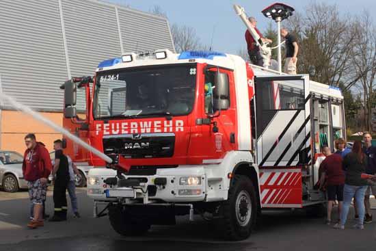 Die neue Feuerwehr (Foto:mwBild)