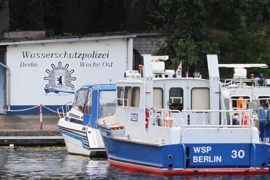 2 Promille – Blau auf dem Zeuthener See