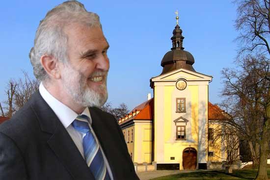 Frantisek Svarc hat viel für Schüler- und Kulturaustausch zwischen beiden Gemeinden getan. (Foto: mwBild)