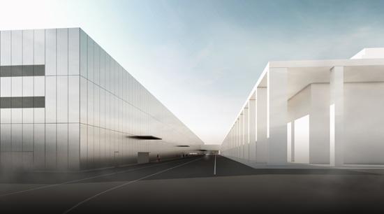 FBB baut zusätzliches Terminal für 100 Millionen Euro