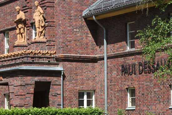 "Gesamtschule ""Paul Dessau"" in Zeuthen. (Foto: mwBild)"
