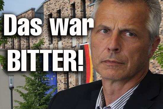 Straßenausbau: Schwere Schlappe für Bürgermeister Mücke (SPD – nominiert)