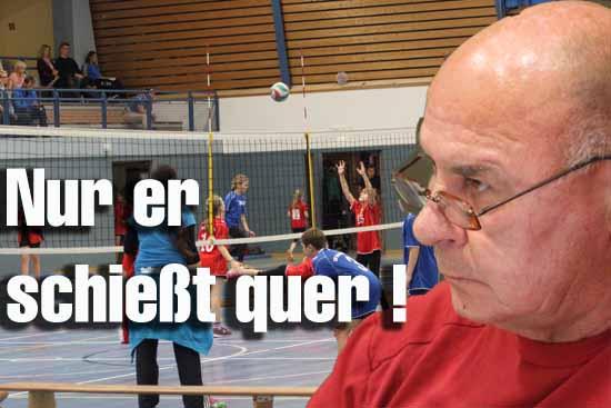 Vertritt Bernhard Thoma überhaupt noch die Interessen der Bürger Schulzendorfs? (Foto: mwBild)