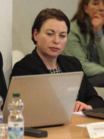 SPD - Fraktionschefin Anja Röske (Foto: mwBild)