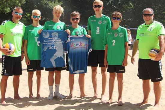 Deutsche Meisterschaften: Platz 8 – Jungs, ihr wart einfach Klasse!