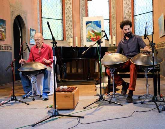 Zwölf Jahre Jazzsommer in der Patronatskirche