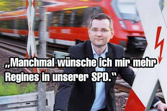 Im Kreuzverhör – Bestensees SPD – Chef Thomas Irmer