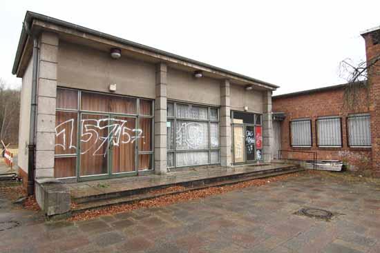 In diesem Gebäudekomplex produziert der Wildauer Caterer sein Essen. (Foto/Archiv: mwBild)