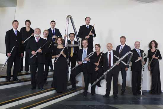 Flötenzauber beim Festivalfinale in der Kreuzkirche