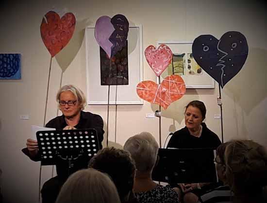 Szenen einer Ehe – Gedichte, Lieder und Texte aus Dramen