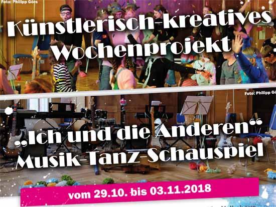 Tanzprojekt KJV
