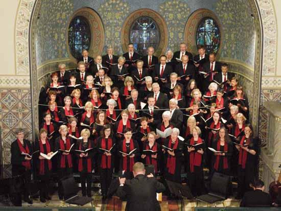Kantatenchor Zeuthen: Gioachino Rossini  – Herbstkonzert
