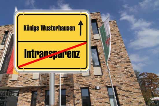 Markus Mücke und sein Rathaus werden nicht als geeignter Standort einer Vergabestelle angesehen. (Foto: mwBild)