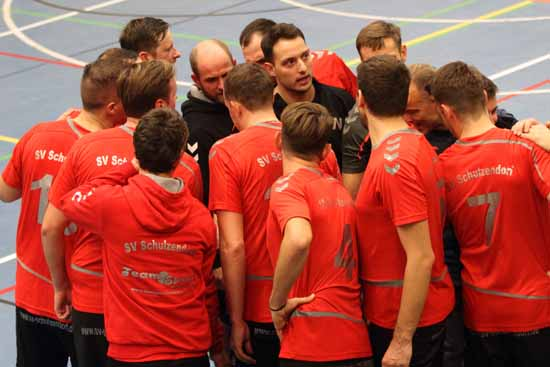 Noch kein Spiel in dieser Saison verloren: SG Schulzendorf/Netzhoppers Königs Wusterhausen (Foto: mwBild)