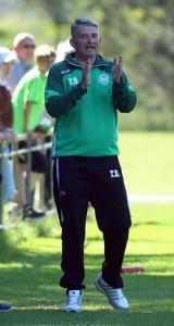 Sagte Ade: Trainer Thomas Böhm (Foto: Böhm)