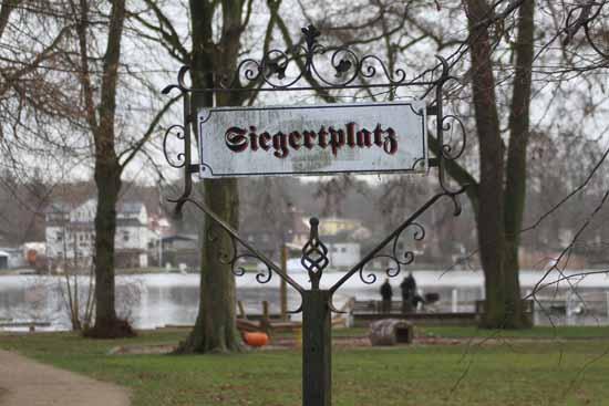 Hier sollen Gasthof und Biergarten entstehen.