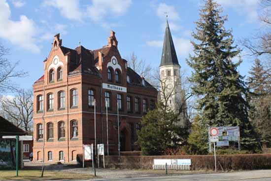 Rathaus Zeuthen