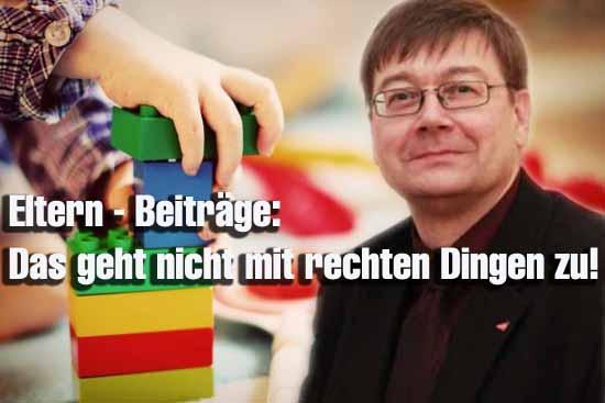 Hat für Tausende Recht in Sachen Kita Satzungen und Mittagessen erstritten: Jens M. Schröder (Foto: mwBild)