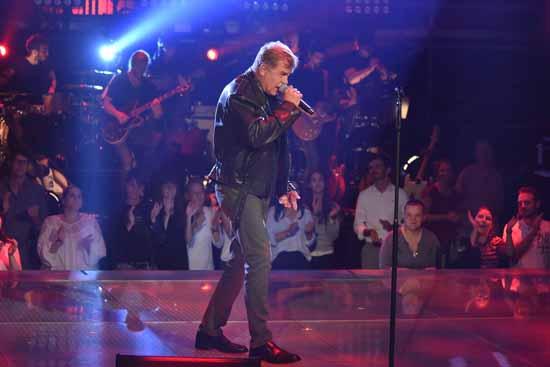 """""""The Voice Senior"""" – Schulzendorfer kämpft um Finaleinzug"""