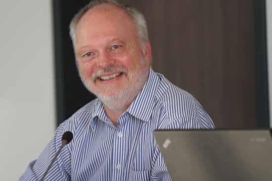 Bauchef Jörg Sonntag