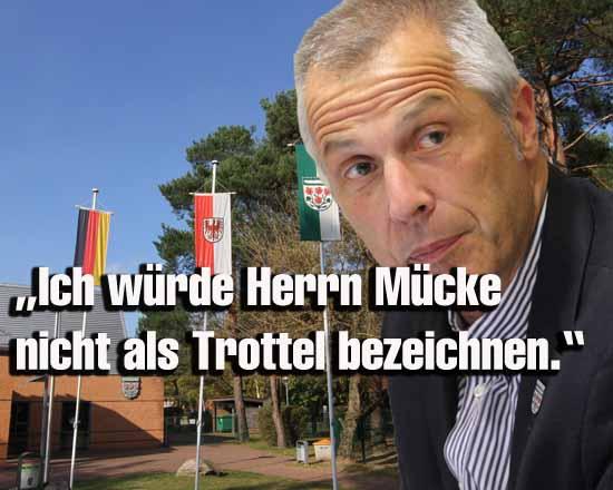 """Vergabestelle:  WIE Fraktionschef löst """"Trottel """" – Debatte aus"""