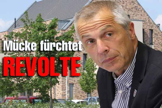 Markus Mücke ist der schwächste Bürgermeister der Region