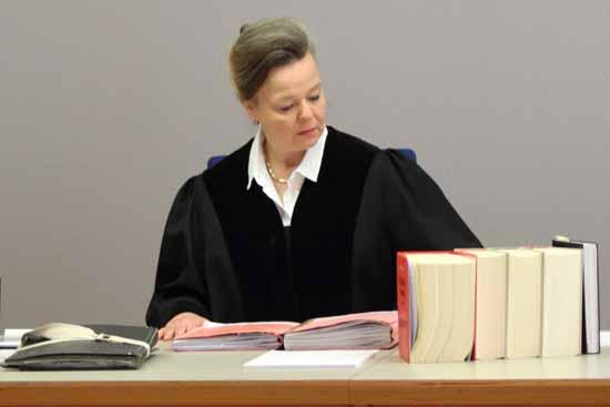 Kassenplünderung: Halecker zu hoher Geldstrafe verurteilt