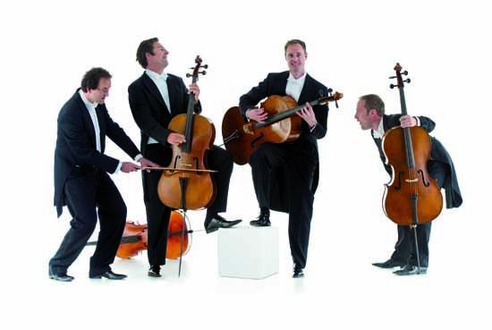 Von Beethoven bis Bond – Das fesselnde Programm der Schlosskonzerte 2019