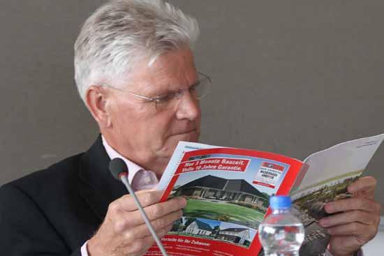 Dr. Herbert Burmeister (Foto: mwBild)