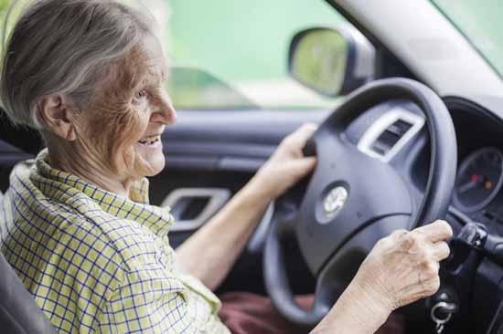 ALARM: Senioren sind Unfallverursacher Nr. 1