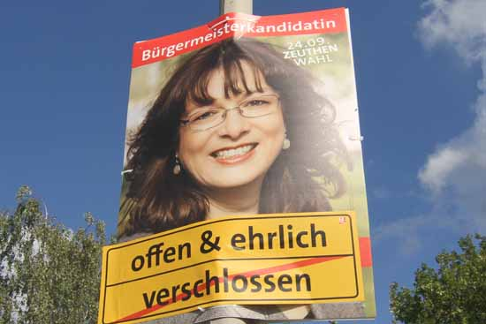 Wähler verkohlt: Jetzt muss Martina Mieritz (SPD) zittern