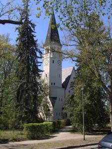 Martin Luther Kirche, Zeuthen (Foto:mwBild)