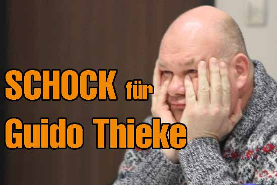 Enntäuschung: Guido Thieke (Foto:mwBild)