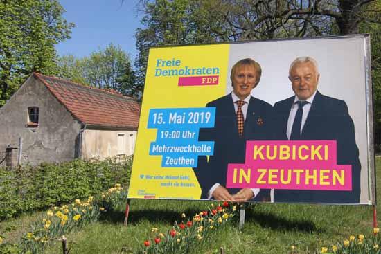 Kubickis Auftritt wird von Interessierten mit Spannung erwartet. (Foto: mwBild)