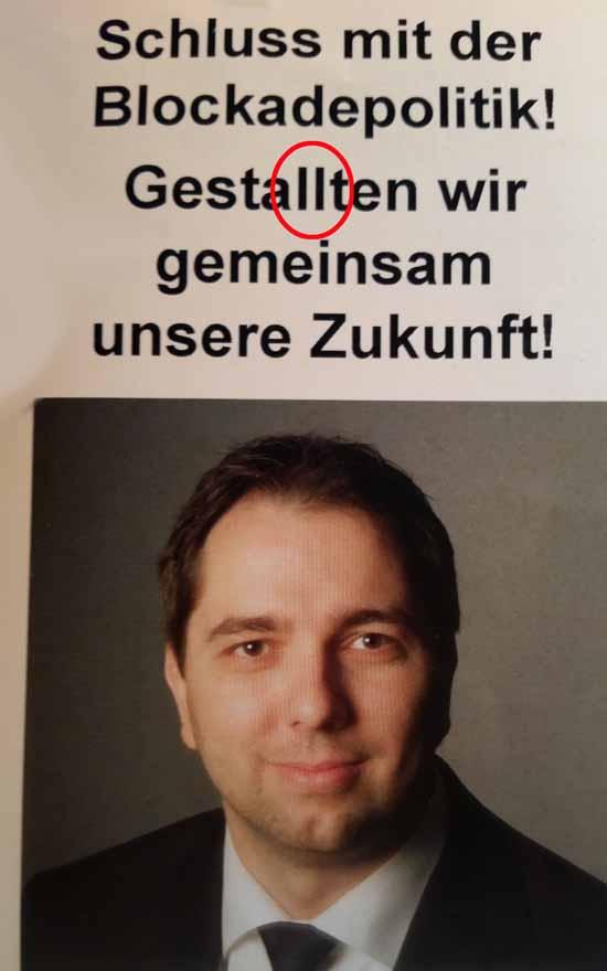 """ENDLICH: SPD – Mann will mit """"Blockadepolitik"""" Schluss machen – ein Kommentar"""