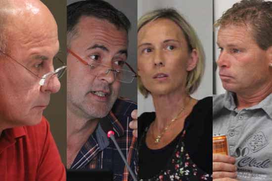 Die politischen Verlierer der letzten Wahlperiode