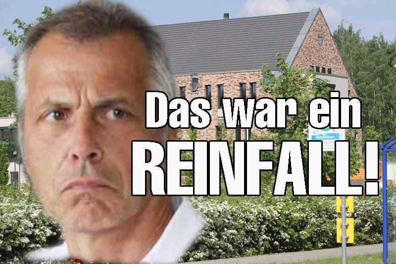 Viel Vertrauen in Bürgermeister Mücke scheinen die neuen Gemeinderäte nicht zu haben. (Foto: mwBild)