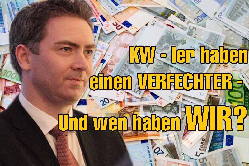 Swen Ennullat, Bürgermeister von Königs Wusterhausen, kämpft für die Bürger seiner Stadt für mehr Geld. (Foto: mwBild)