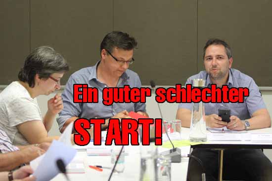 Ob der SPD - Neustart mit Pannenpolitikern gelingt, ist fraglich. (Foto:mwBild)