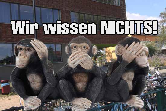 Mobbing: Bittner und Witteck tun ahnungslos (Teil 3)