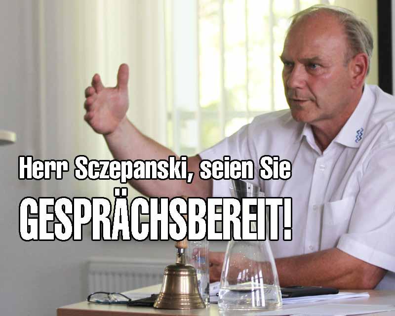 Wann endlich hat die Altanschließer - Story ein Ende? (Foto: mwBild)