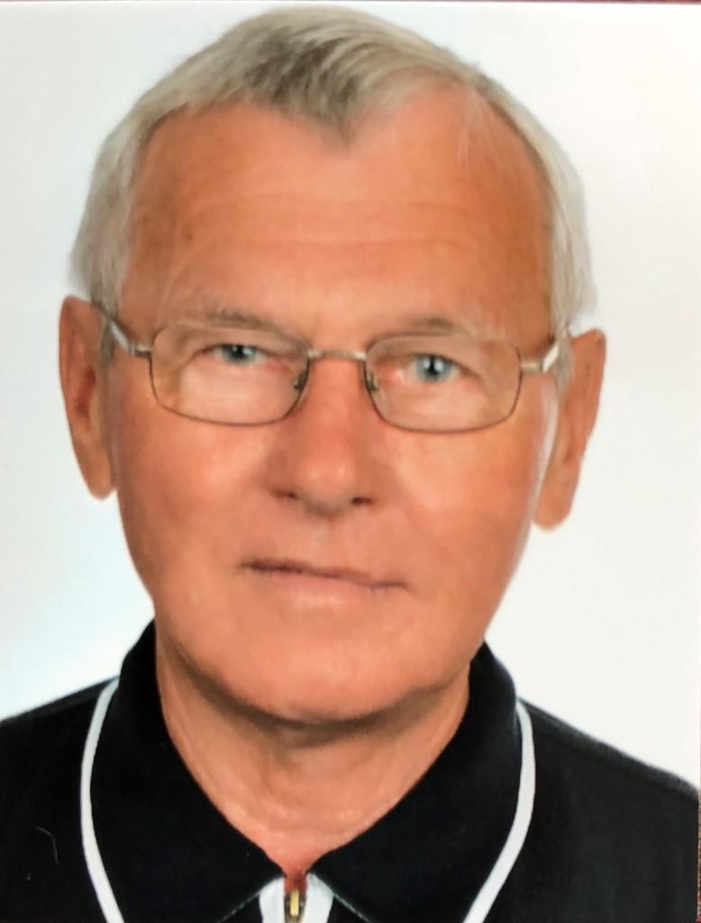 Wer hat Hartmut Giesche (72) gesehen?
